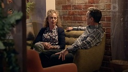 Jane Harris, Paul Robinson in Neighbours Episode 7821