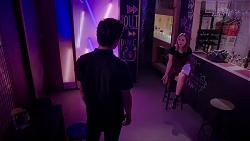 Lockie Harding, Piper Willis in Neighbours Episode 7821
