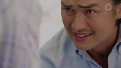 Leo Tanaka in Neighbours Episode 7822