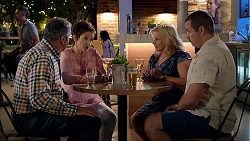Karl Kennedy, Susan Kennedy, Sheila Canning, Toadie Rebecchi in Neighbours Episode 7824