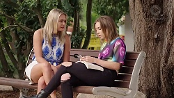 Xanthe Canning, Piper Willis in Neighbours Episode 7824