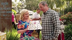 Sheila Canning, Toadie Rebecchi, Karl Kennedy in Neighbours Episode 7824