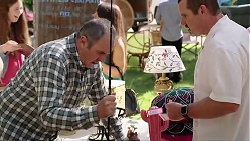 Karl Kennedy, Toadie Rebecchi in Neighbours Episode 7824