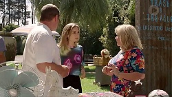 Toadie Rebecchi, Piper Willis, Sheila Canning in Neighbours Episode 7824