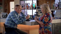 Clive Gibbons, Sheila Canning in Neighbours Episode 7825