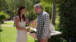 Elly Conway, Karl Kennedy in Neighbours Episode 7825