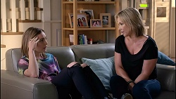 Piper Willis, Steph Scully in Neighbours Episode 7825
