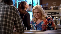 Karl Kennedy, Sheila Canning in Neighbours Episode 7825