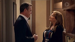 Paul Robinson, Terese Willis in Neighbours Episode 7825