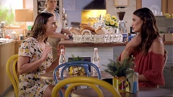 Amy Williams, Elly Conway in Neighbours Episode 7826