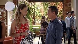 Chloe Brennan, Paul Robinson in Neighbours Episode 7826