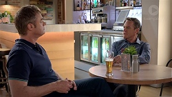 Gary Canning, Paul Robinson in Neighbours Episode 7826