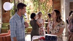 Mark Brennan, Amy Williams in Neighbours Episode 7826