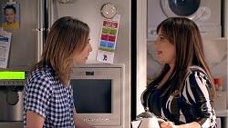 Piper Willis, Terese Willis in Neighbours Episode 7827