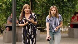 Terese Willis, Piper Willis in Neighbours Episode 7827