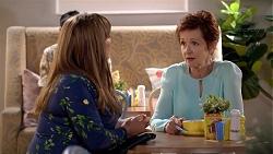 Terese Willis, Susan Kennedy in Neighbours Episode 7830