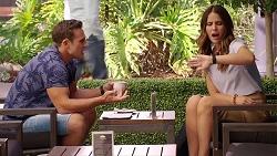 Aaron Brennan, Elly Conway in Neighbours Episode 7830