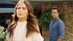 Elly Conway, Liam Barnett in Neighbours Episode 7831