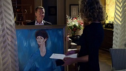 Paul Robinson, Nell Mangel, Jane Harris in Neighbours Episode 7833