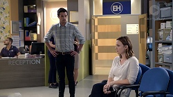 Liam Barnett, Amy Williams in Neighbours Episode 7833