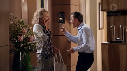 Jane Harris, Paul Robinson in Neighbours Episode 7833