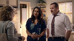 Jane Harris, Dipi Rebecchi, Toadie Rebecchi in Neighbours Episode 7833