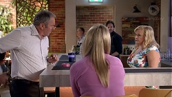 Karl Kennedy, Xanthe Canning, Sheila Canning in Neighbours Episode 7834