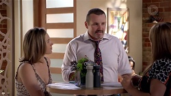 Sonya Mitchell, Toadie Rebecchi, Terese Willis in Neighbours Episode 7834