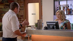 Toadie Rebecchi, Sheila Canning in Neighbours Episode 7834
