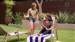 Piper Willis, Terese Willis in Neighbours Episode 7834