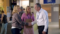 Rita Newland, Xanthe Canning, Karl Kennedy in Neighbours Episode 7834