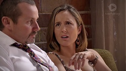 Toadie Rebecchi, Sonya Mitchell in Neighbours Episode 7834