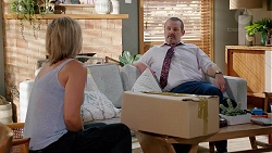 Steph Scully, Toadie Rebecchi in Neighbours Episode 7835