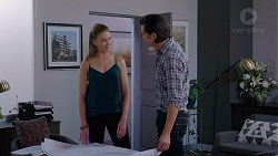 Chloe Brennan, Leo Tanaka in Neighbours Episode 7835