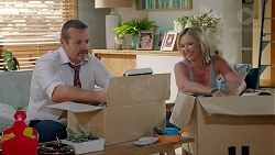 Toadie Rebecchi, Steph Scully in Neighbours Episode 7835