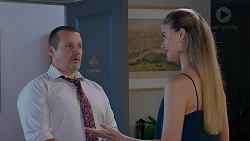 Toadie Rebecchi, Chloe Brennan in Neighbours Episode 7835