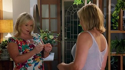 Sheila Canning, Steph Scully in Neighbours Episode 7835