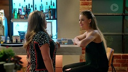 Terese Willis, Chloe Brennan in Neighbours Episode 7836