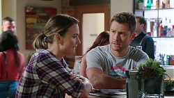 Amy Williams, Mark Brennan in Neighbours Episode 7836