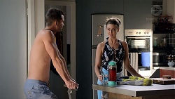 Mark Brennan, Chloe Brennan in Neighbours Episode 7837