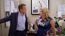 Paul Robinson, Sheila Canning in Neighbours Episode 7839