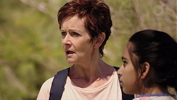 Susan Kennedy, Kirsha Rebecchi in Neighbours Episode 7839