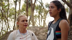 Xanthe Canning, Yashvi Rebecchi in Neighbours Episode 7840
