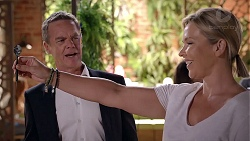Paul Robinson, Steph Scully in Neighbours Episode 7841