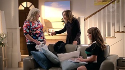 Sheila Canning, Piper Willis, Terese Willis in Neighbours Episode 7841