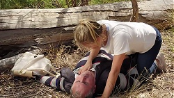 Karl Kennedy, Xanthe Canning in Neighbours Episode 7841