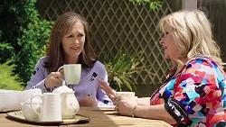 Fay Brennan, Sheila Canning in Neighbours Episode 7843