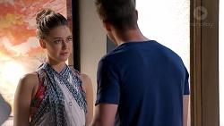 Chloe Brennan, Mark Brennan in Neighbours Episode 7844