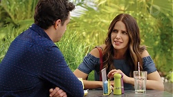 Liam Barnett, Elly Conway in Neighbours Episode 7844