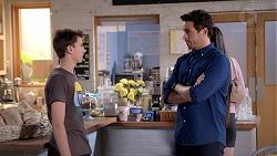 Jimmy Williams, Liam Barnett in Neighbours Episode 7844